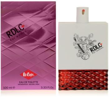 Lee Cooper RDLC For Women toaletní voda pro ženy 100 ml