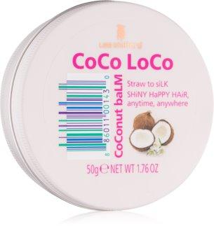 Lee Stafford CoCo LoCo baume pour cheveux secs et abîmés