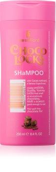 Lee Stafford CHoCo LoCKs shampoo detergente