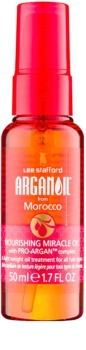Lee Stafford Argan Oil from Morocco vyživujúci olej pre všetky typy vlasov