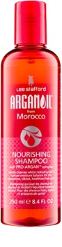 Lee Stafford Argan Oil from Morocco champú nutritivo para cabello