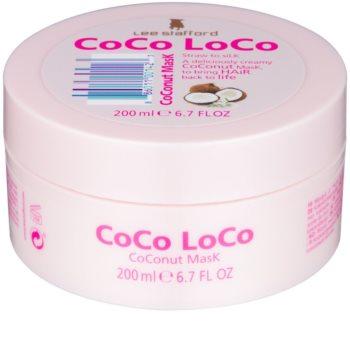Lee Stafford CoCo LoCo maska na vlasy s kokosovým olejom