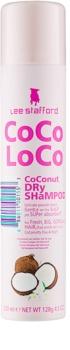 Lee Stafford CoCo LoCo suhi šampon za absorbcijo odvečnega sebuma in za osvežitev las