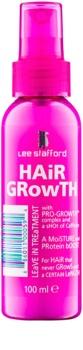 Lee Stafford Hair Growth tratamento para o couro cabeludo sem enxaguar para estimular crescimento de cabelo