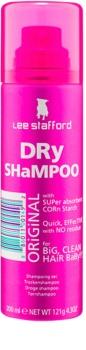 Lee Stafford Styling suchý šampón pre absorpciu prebytočného mazu a pre osvieženie vlasov