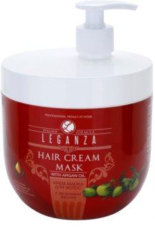 Leganza Hair Care Creme-Maske mit Arganöl