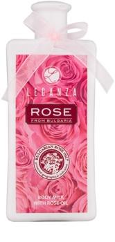Leganza Rose Körpermilch