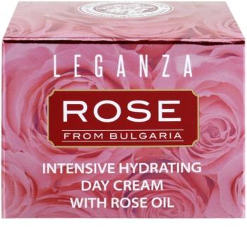 Leganza Rose intenzivní hydratační krém