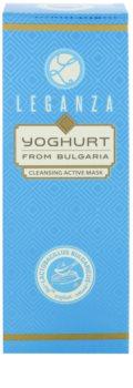 Leganza Yoghurt Aktiv-Reinigungsmaske