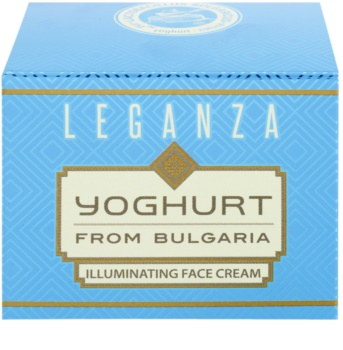 Leganza Yoghurt Illuminating Day Cream