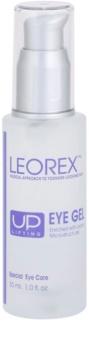Leorex Up Lifting gel esfoliante de olhos