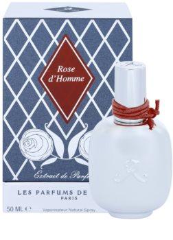 Les Parfums de Rosine Rose d´Homme parfém pro muže 50 ml