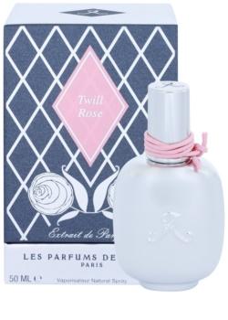 Les Parfums de Rosine Twill Rose perfumy dla mężczyzn 50 ml