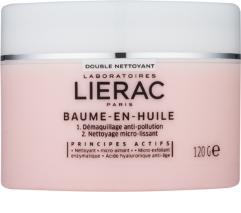 Lierac Démaquillant Purifying Oil Balm For Dry Skin