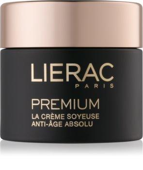 Lierac Premium creme delicado com efeito acetinado com efeito rejuvenescedor