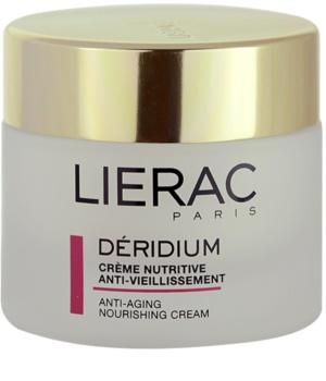Lierac Deridium crema antiarrugas de día y noche  para pieles secas y muy secas