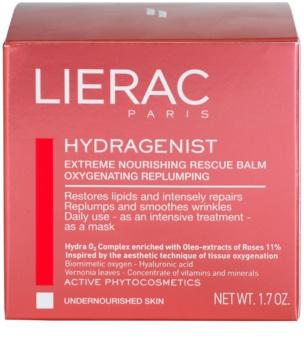 Lierac Hydragenist odżywczy dotleniający balsam SOS przeciw starzeniu się skóry