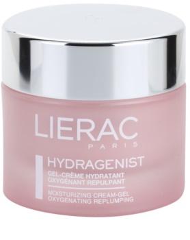 Lierac Hydragenist crème-gel hydratante oxygénante anti-âge pour peaux normales à mixtes