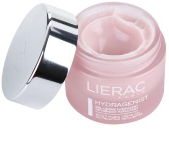 Lierac Hydragenist okysličující hydratační krém-gel proti stárnutí pro normální až smíšenou pleť