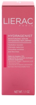 Lierac Hydragenist feuchtigkeitsspendendes Serum mit Oxydationseffekt gegen die ersten Anzeichen von Hautalterung