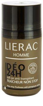 Lierac Homme antiperspirant pentru barbati