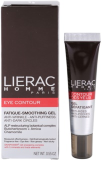 Lierac Homme Eye Contour Cream Against Dark Circles And Swelling For Men