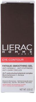 Lierac Homme očná starostlivosť proti opuchom a tmavým kruhom pre mužov