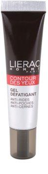 Lierac Homme грижа за околоочния контур срещу отоци и тъмни кръгове за мъже