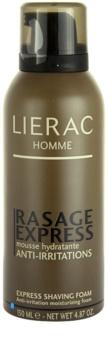 Lierac Homme піна для гоління