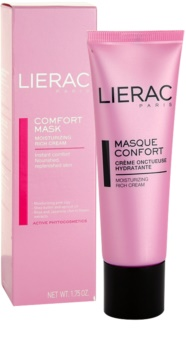 Lierac Masques & Gommages Moisturizing Rich Mask For Dry Skin
