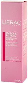 Lierac Masques & Gommages maszk normál és kombinált bőrre