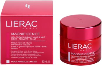 Lierac Magnificence Day & Night Melt In Cream Gel For Normal To Combination Skin