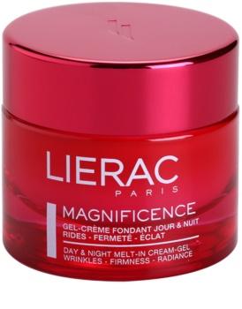 Lierac Magnificence Tages- und Nachtscreme gegen Falten für normale Haut und Mischhaut