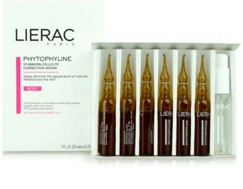 Lierac Phytophyline сироватка проти розтяжок та целюліту