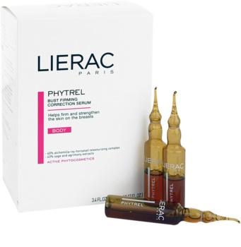 Lierac Phytrel spevňujúca telová starostlivosť na dekolt a poprsie