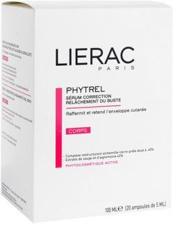 Lierac Phytrel зміцнюючий засіб для тіла для зони декольте