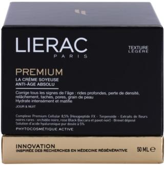 Lierac Premium hedvábně jemný krém s omlazujícím účinkem