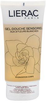 Lierac Les Sensorielles gel za prhanje za vse tipe kože
