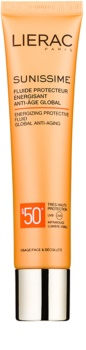 Lierac Sunissime fluido protettivo energizzante SPF 50+