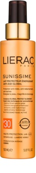 Lierac Sunissime Energizing Protective Milk SPF 30