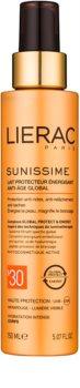 Lierac Sunissime енергизиращо защитно мляко SPF30