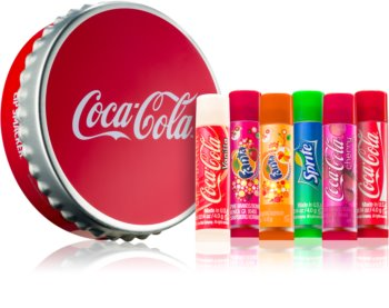 Lip Smacker Coca Cola Mix kozmetični set IV. (za ustnice)