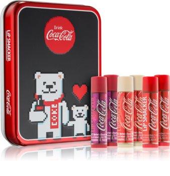 Lip Smacker Coca Cola kozmetická sada II. pre ženy