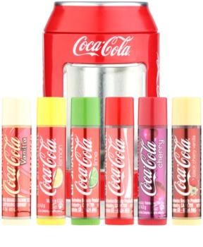 Lip Smacker Coca Cola lote cosmético V.