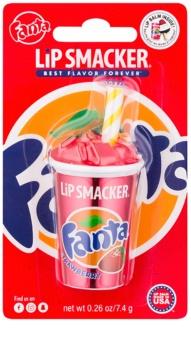Lip Smacker Coca Cola Fanta štýlový balzam na pery v tégliku