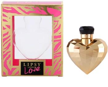 Lipsy London Love eau de toilette pour femme 50 ml