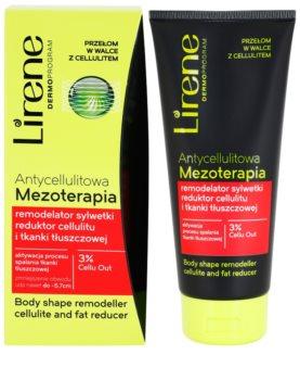 Lirene Anti-Cellulite átformázó testápoló krém narancsbőrre