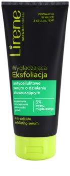Lirene Anti-Cellulite sérum para tratamento da celulite com efeito peeling