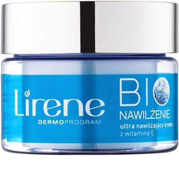 Lirene Bio Hydration intenzivna vlažilna krema za suho in občutljivo kožo