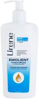 Lirene Emolient zklidňující tělová emulze pro velmi suchou pokožku